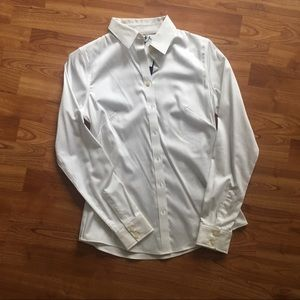 Banana Republic fitted button up